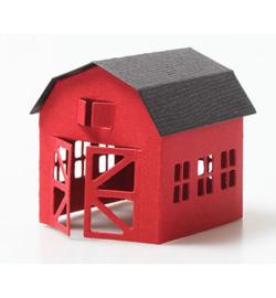 HSFD021 Nellie's Choice Farm house