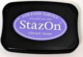 SZ12 StazOn Vibrant Violet