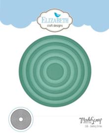 EC1506 Elizabeth Craft Metal Die Dashing Circles