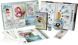 457438 Susan Scheewe Deluxe Watercolor Set