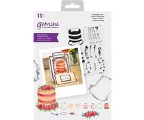GEM-STD-AFTE Gemini Afternoon Tea Stamp & Die