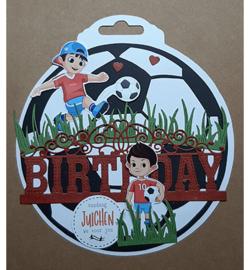 470.713.792 Dutch DooBaDoo Card Art soccer ball