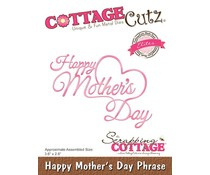 CC-502 Scrapping Cottage Happy Mother's Day Phrase