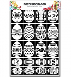 472.948.018 Dutch Doobadoo Laservel Eastern Eggs