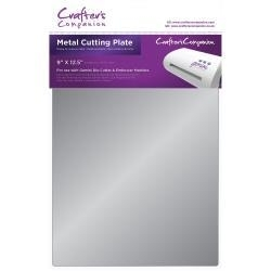 "336621 Gemini Cutting Plate Metal 9""X12.5"""
