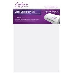 "336619 Gemini Cutting Plate Clear 9""X12.5"""