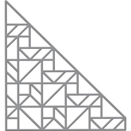 S5281 Spellbinders Shapeabilities Dies Geo Steps