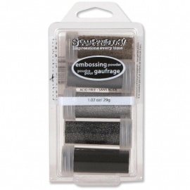 112275 Stampendous Embossing Powder Kit Aperture