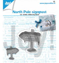 6002/1419 Joy!Crafts Cutting & embossing Noordpool bord