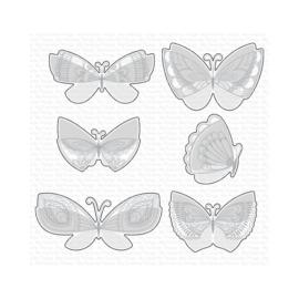 MFT1738 My Favorite Things Die-namics Die Brilliant Butterflies