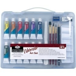 132655 Clearview Small Watercolor Painting Art Set