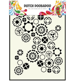 470.154.001 Dutch DooBaDoo Dutch Mask Art Gears