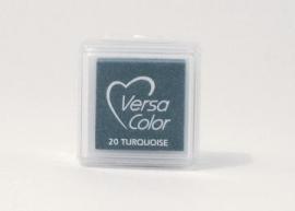 180003/9020 VersaColor Inkt Turquoise