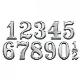 ADTH93013 Tim Holtz Mini Numerals