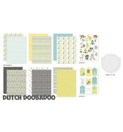 473.005.010 Dutch DooBaDoo Crafty Kit Be Wild
