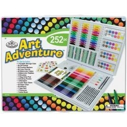 512505 Art Adventure Art Set 252 Pieces