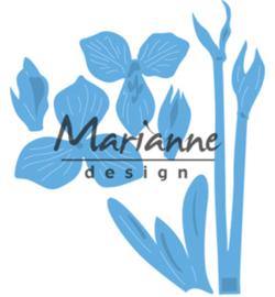LR0539 Marianne Design Creatable Petra's amaryllis