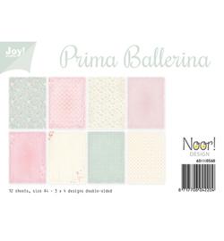 6011/0560 Papier Set Prima Ballerina A4