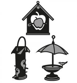 CR1291 Craftables - Tiny's Birdhouse