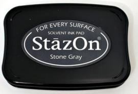 SZ32 StazOn Stone Gray