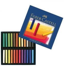 FC-128324 Pastel Krijt Softpastel 24 delig etui