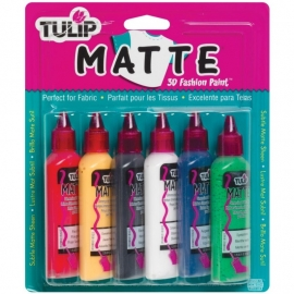 331638 Tulip 3D Fashion Paint Matte