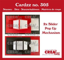 CLCZ305 Crealies Cardzz Pop up