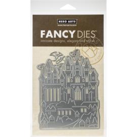 602698 Hero Arts Paper Layering Dies Castle