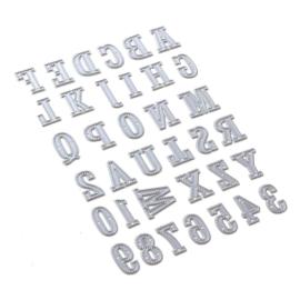 EC1863 Elizabeth Craft Metal Die Planner Essentials 37