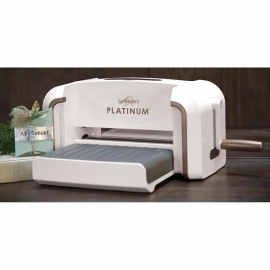 500671 Spellbinder Platinum Cut & Emboss Machine