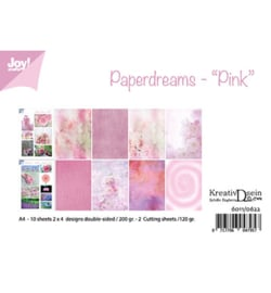 6011/0622 Bille Papier Set A4 Design Paperdreams