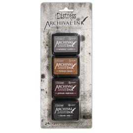 AITK 94862 Tim Holtz Distress Archival Mini Ink Kit 3