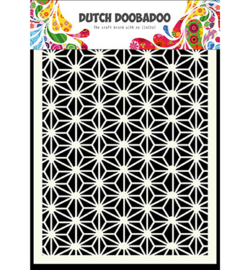 470.741.004 Dutch DooBaDoo Dutch Mask Art Stars