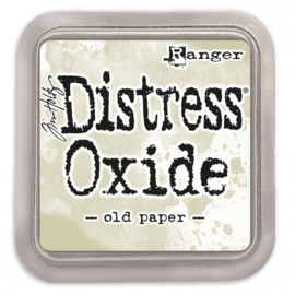 TDO 56096 Tim Holtz Distress Oxides Ink Pad Old Paper
