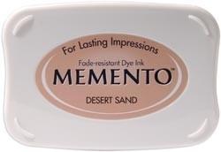 407314 Memento Full Size Dye Inkpad Desert Sand