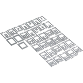 EC1678 Elizabeth Craft Metal Die Planner Essentials 17