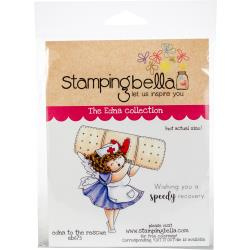 447051 Stamping Bella Cling Stamps Edna To The Rescue