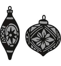CR1379 Craftables Tiny's ornaments baubles