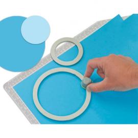 54-00078 EK tools curvy cutter double circle