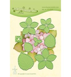45.4544 Leane Creatief Multi die flower 011 Hydrangea