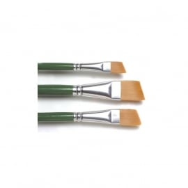 269091 One Stroke Brush Set 3st.