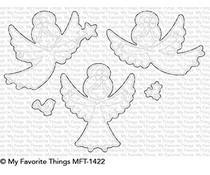 MFT-1422 My Favorite Things Little Angels Die-Namics