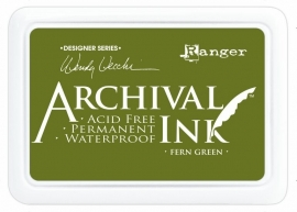 AID 41436 Wendy Vecchi Designer Series Archival Ink Pad Leaf Green