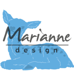 LR0514 Marianne Design Creatables  Tiny's baby deer