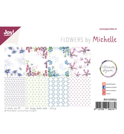 6011/0632 Joy!Crafts Papier Set A4 Michelle