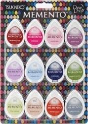 366733 Memento Dew Drop Dye Inkpads Sorbet Scoops