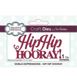 CEDNE006 Creative Expressions Hip Hip Hooray