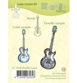 551628 Doodle Stamp Guitar
