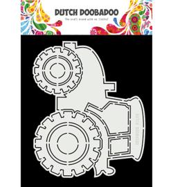 470.713.852 Dutch DooBaDoo Card Art Tractor