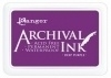 AIP 30430 Archival Inkpad Deep Purple